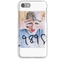 Taylor Swift 1989 Photo iPhone Case/Skin