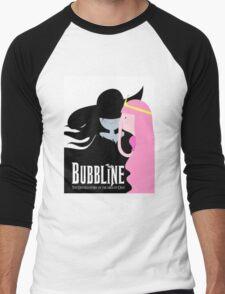 Bubbline Adventure Time Wicked Men's Baseball ¾ T-Shirt