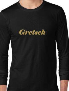 Gretsch Bold Long Sleeve T-Shirt