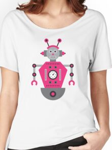 a humanoid 4 Women's Relaxed Fit T-Shirt
