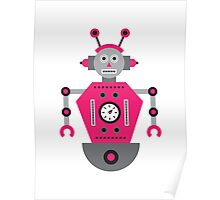 a humanoid 4 Poster