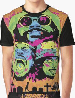 Flatbush Zombies 3001 The Tour 2016 AG01 Graphic T-Shirt