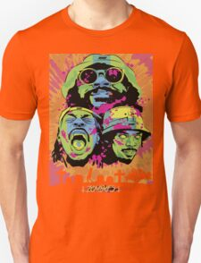 Flatbush Zombies 3001 The Tour 2016 AG01 T-Shirt