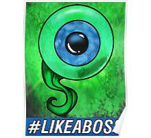 Jacksepticeye Like A Boss Poster