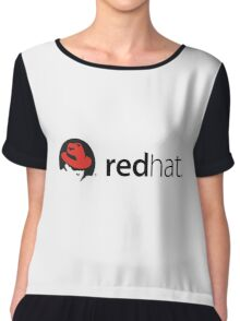 RedHat Linux Chiffon Top