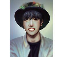 "BTS J-HOPE ""SPRING"" Photographic Print"