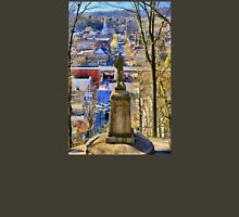 A View from College Hill Unisex T-Shirt