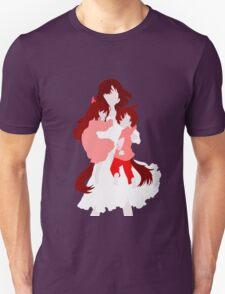 Wolf Children (Wall art and shirts) Unisex T-Shirt