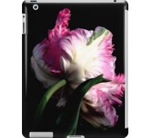 The Parrot Tulip An Artwork From Nature  iPad Case/Skin