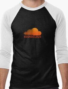 SoundCloud Men's Baseball ¾ T-Shirt