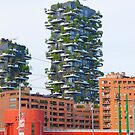 bosco verticale. vertical forest. Milan. by terezadelpilar ~ art & architecture