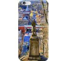 A View from College Hill iPhone Case/Skin