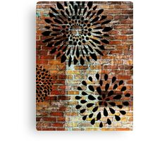 Grounded for life Canvas Print