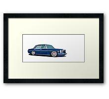 Mercedes Framed Print