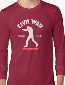 #YOUAREMYMISSION - TEAM CAP Long Sleeve T-Shirt