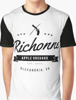 Richonne - Rick & Michonne Graphic T-Shirt