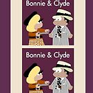 Bonnie & Clyde by Sonia Pascual
