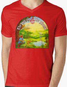 Anthony Phillips - The Geese and the Ghost Mens V-Neck T-Shirt