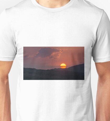 African Sunset Unisex T-Shirt