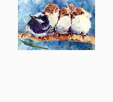family group of fairy wrens Unisex T-Shirt