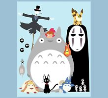 Ghibli movies Unisex T-Shirt