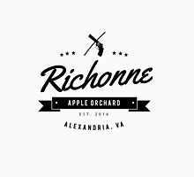 Richonne - Rick & Michonne Womens Fitted T-Shirt