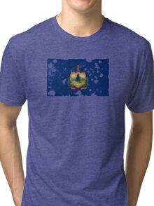 Vermont Splatter Tri-blend T-Shirt