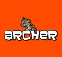 "Archer - Babou ""Fox eared asshole"" by frubly"