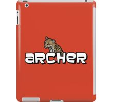 "Archer - Babou ""Fox eared asshole"" iPad Case/Skin"
