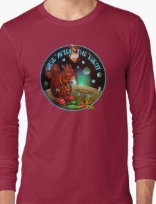 Anthony Phillips - Wise after the Event Long Sleeve T-Shirt