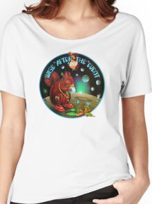 Anthony Phillips - Wise after the Event Women's Relaxed Fit T-Shirt