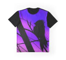 Bird Silhouette - Mystery Graphic T-Shirt