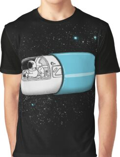 Time Travel Capsule Graphic T-Shirt