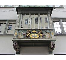 Sankt Gallen, Switzerland Photographic Print