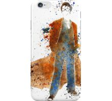 Doctor Who Tenth Doctor David Tennant iPhone Case/Skin