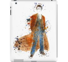 Doctor Who Tenth Doctor David Tennant iPad Case/Skin