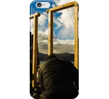 construction in Ladakh iPhone Case/Skin