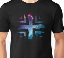 Plus Symbol - Universe Edition Unisex T-Shirt