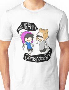 Phil and Dan Amazing Unisex T-Shirt