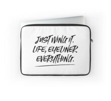 Just Wing It Laptop Sleeve