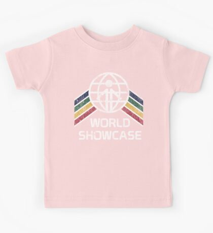 World Showcase T-Shirt Kids Tee