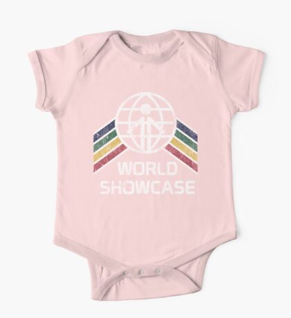 World Showcase T-Shirt One Piece - Short Sleeve