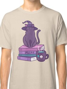 Feline Familiar Classic T-Shirt