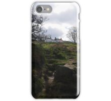 Framed by the Trees iPhone Case/Skin