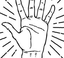 Vonnegut Telekinetics Sticker