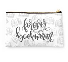 Forever Bookworm Studio Pouch