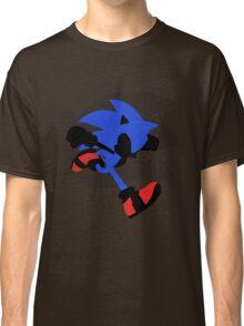 Sonic Silhouette Classic T-Shirt