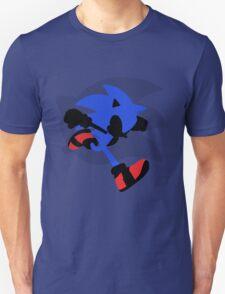 Sonic Silhouette Unisex T-Shirt