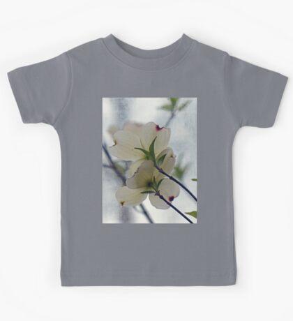 Dogwood Blossoms Kids Tee
