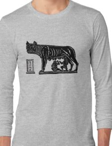 Romulus and Remus Long Sleeve T-Shirt